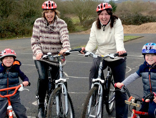 Tesco Funds Pedal Power