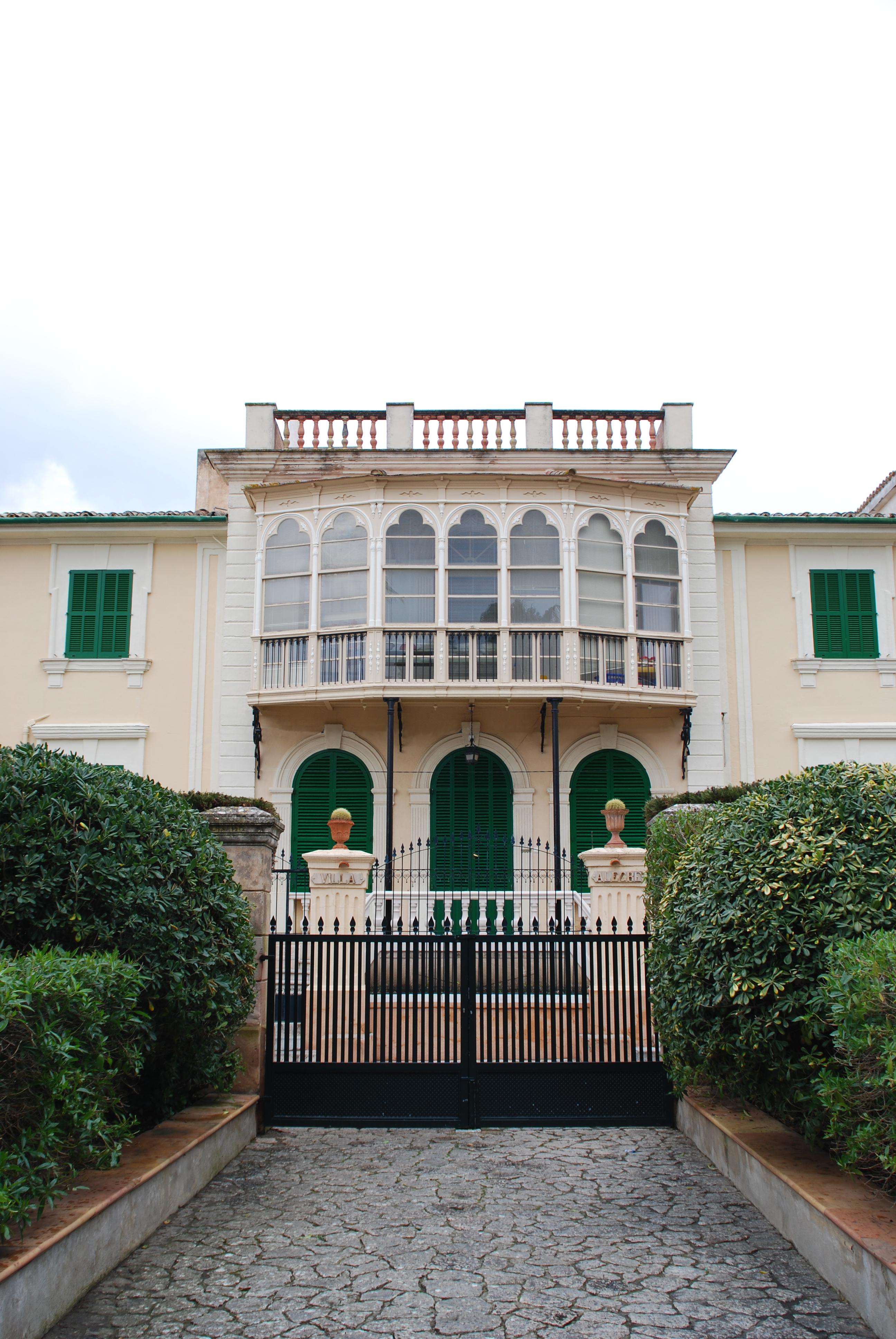 Colegio en Mallorca