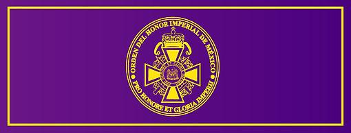 order del honor imperial de mexico, logo.jpg