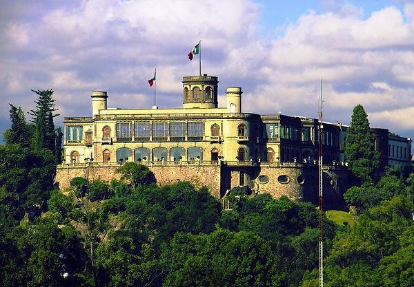 Chapultepec_Castle_2014.jpg