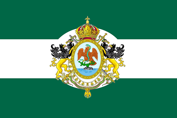 personal Banner_del_emperador_de_México_