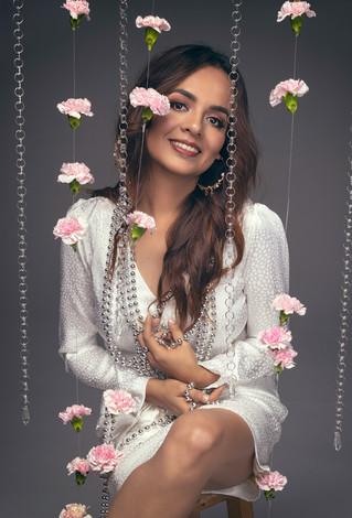 Entre cadenas y flores