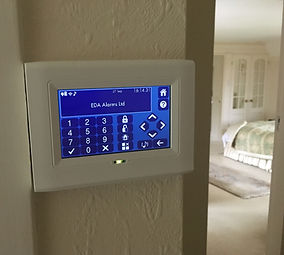 EDA Alarms Shrewsbury - Home Security Systems