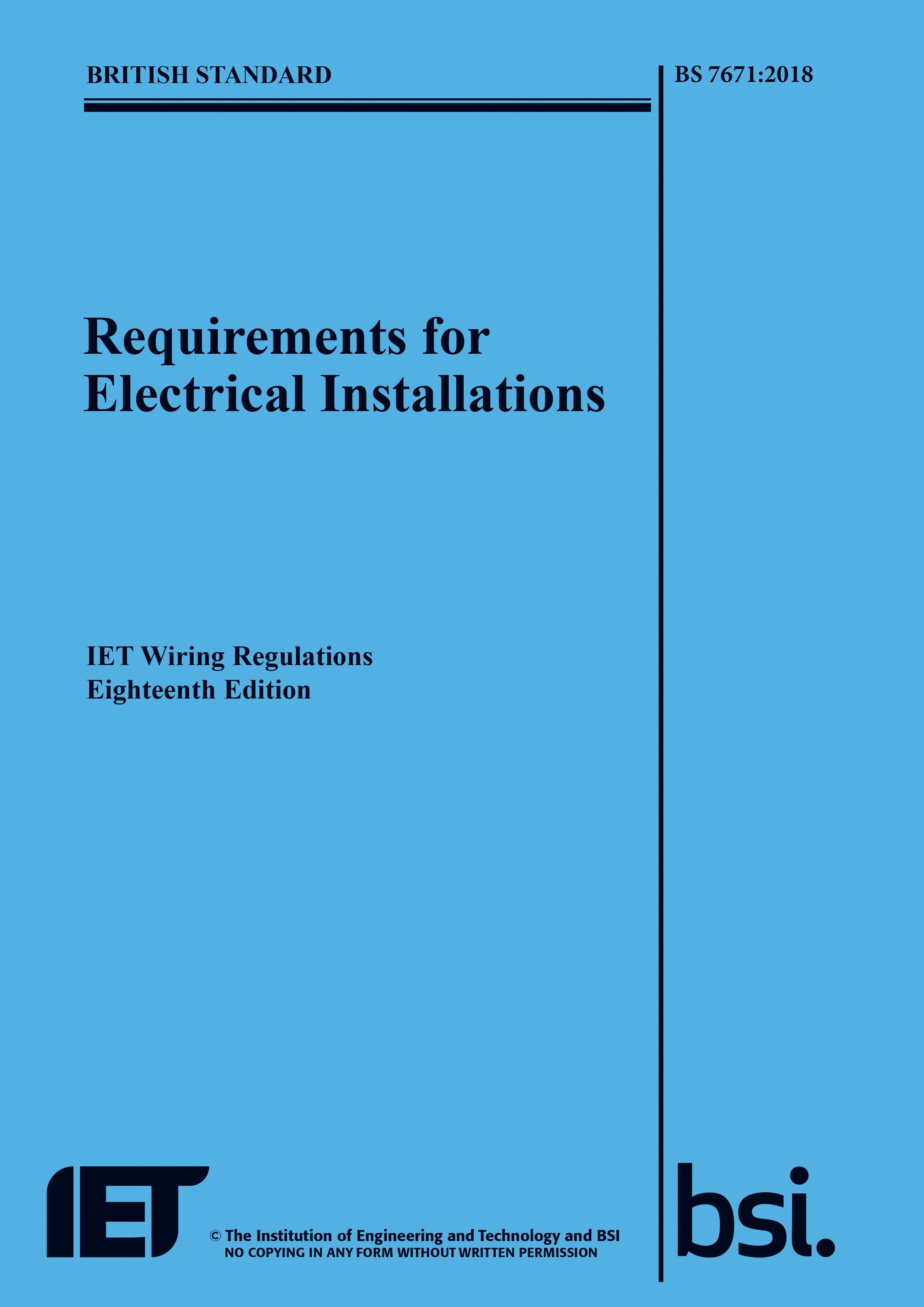 Electrical Testing & Certification