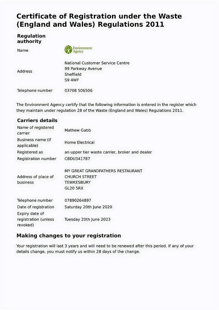 WasteCarrierRegistrationCertificate-001_