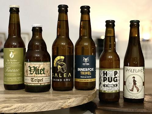 Lokaal & Blond!  bierpakket 6x1 (6stuks)