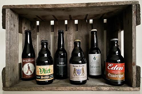 Lokaal & Donker!  bierpakket 6x1 (6stuks)