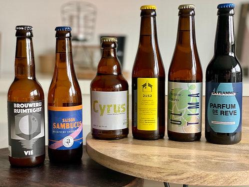 Lokaal & MIX (12 bieren)