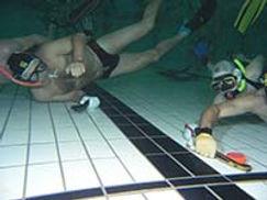 Onderwater hockey Dordrecht