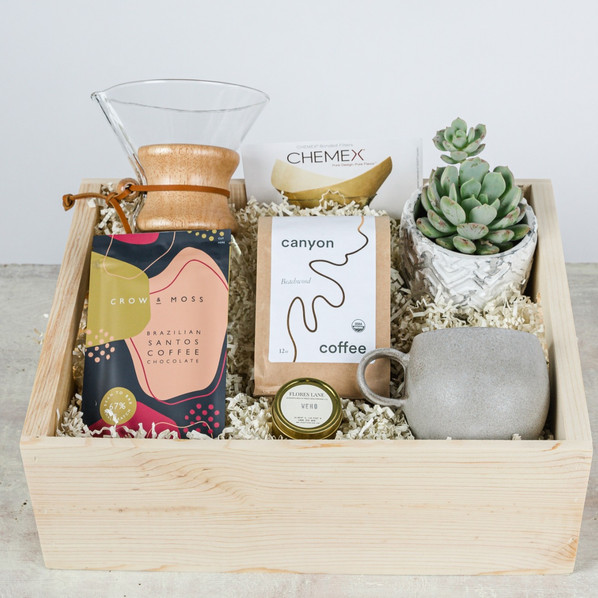 Java Love Coffee Gift Box