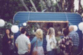 Trailer bar party mobile bartending los
