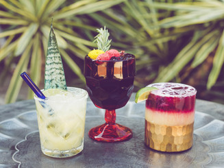 Fresh, Seasonal Cocktails