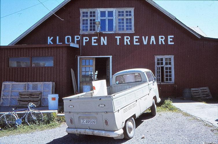 Kloppen Trevare - Volkswagen Type 26 (1970)