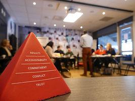 The Five Behaviours innhold