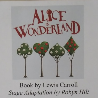 One Act 'Alice In Wonderland' cast list released