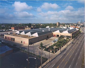 Charles V. Carr Center