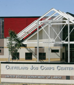 Cleveland Job Corps Center for the Department of Labor