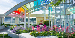 UH Rainbow Horticultural Therapy Space