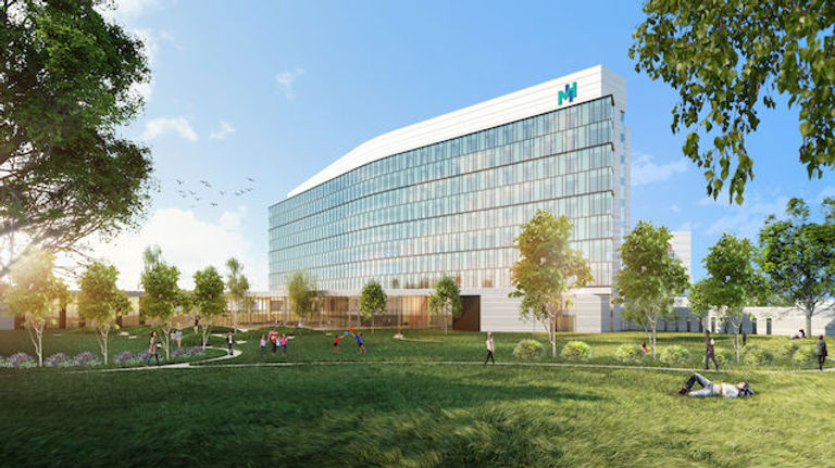 MetroHealth - New Hospital