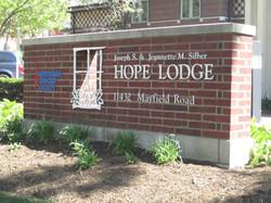 Joseph S. & Jeannette M. Silber Hope Lodge