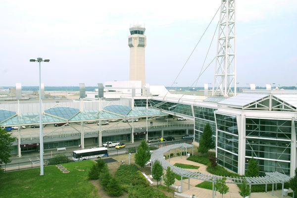 Cleveland Hopkins International Airport