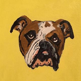 """Mac"" portrait"
