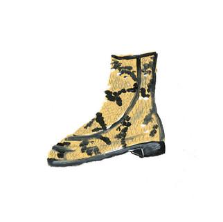 """""""Dries Van Noten Snake Boots"""""""