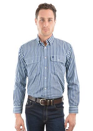 Thomas Cook Dutton Stripe Shirt