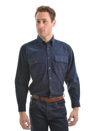 Thomas Cook Brushed Moleskin Shirt