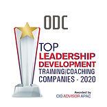 ODC CIO Advisor Award for Top Leadership & Coaching Companies
