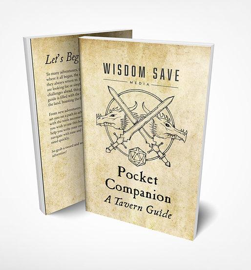 PDF - Pocket Companion: A Tavern Guide