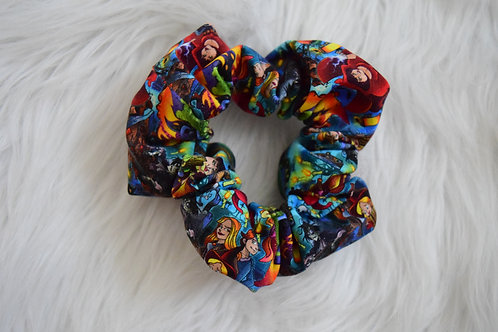 Micro Witches Scrunchie
