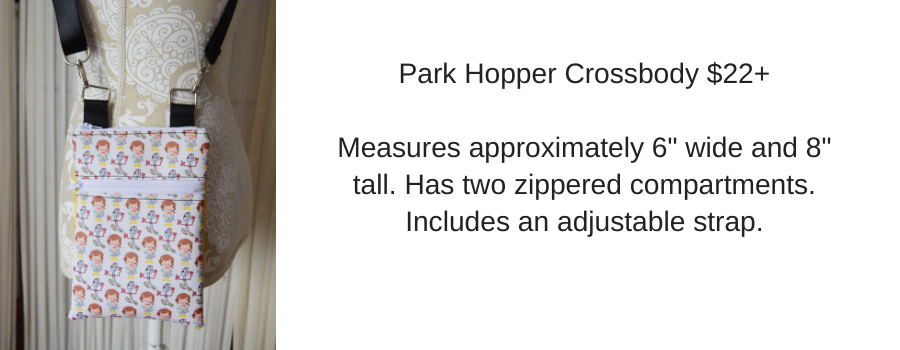 Park Hopper Crossbody