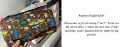 Marilyn Wallet