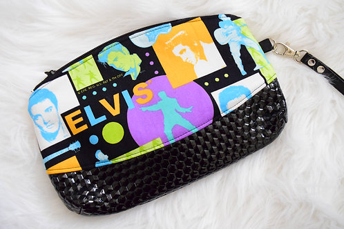 Rock and Roll King Wristlet