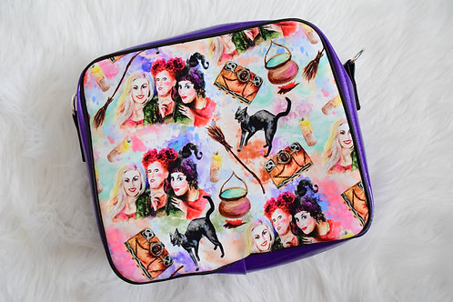 Watercolor Witches Madyson Crossbody