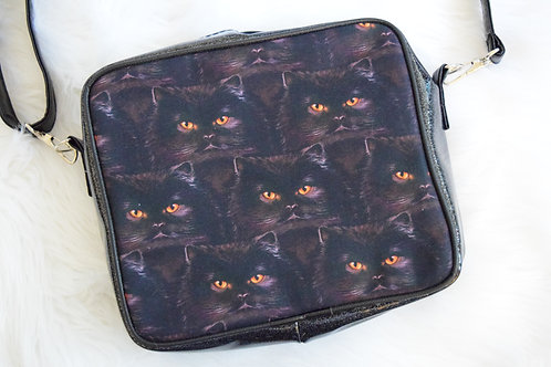 Black Cats Madyson Crossbody