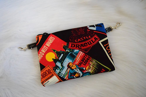 Castle Dracula Lily Crossbody Bag