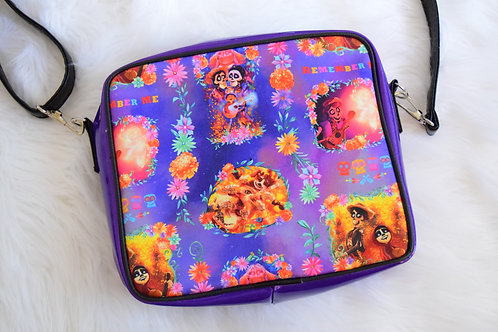 Floral Land of the Dead Madyson Crossbody