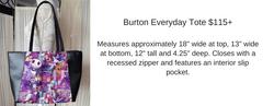 Burton Tote