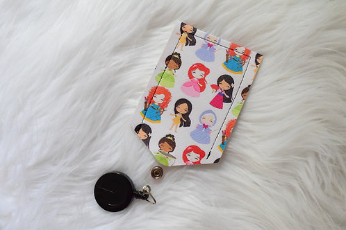 Tsum Princesses Badge Holder