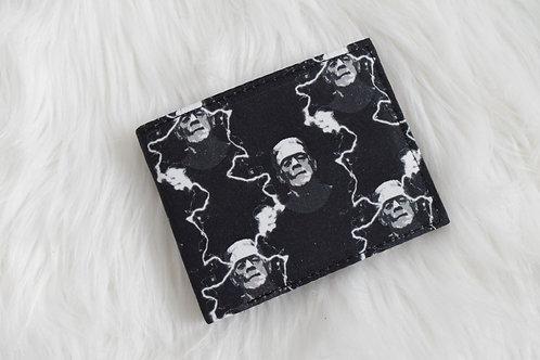 Frankenstein's Monster Cas Wallet