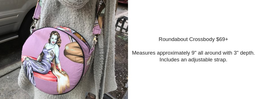 Roundabout Crossbody