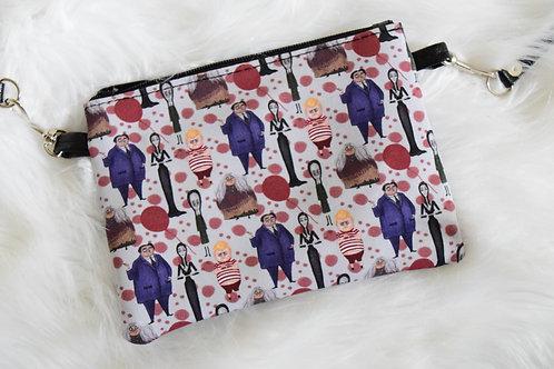 Haunted Family Lily Crossbody Bag