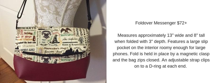 Foldover Messenger