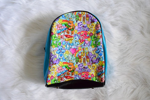 Rainbow Bears Mini Backpack