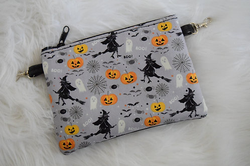 Gray Witches Lily Crossbody Bag