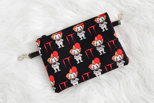 Killer Clown Lily Crossbody Bag
