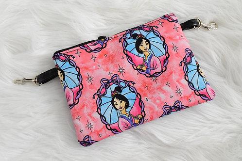 Warrior Princess Lily Crossbody Bag
