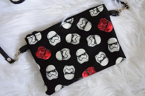 Dark Side Troopers Lily Crossbody Bag